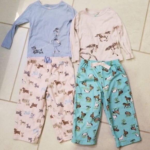 Carter's Other - Set of 2 Carters pjs